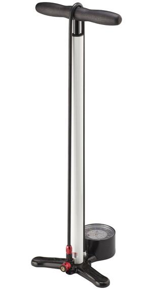 Lezyne Classic Floor Drive minipumppu , valkoinen